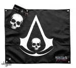 Assassin's Creed 4 Drapeau Skull 50X60 cm Abystyle