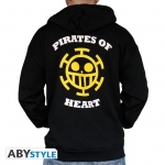 One Piece Sweat Trafalgar Law Abystyle Taille XXL
