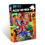 One Piece Puzzle 100 Pcs New world Obyz