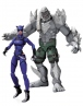 Injustice pack 2 figurines Catwoman vs. Doomsday
