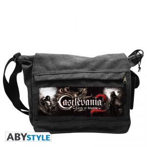 Castlevania - Sac Besace Lords Of Shadow 2 Grand Format Abystyle