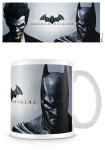 Batman Arkham Origins mug Joker & Batman