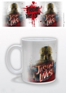 Vendredi 13 mug Jason Lives