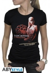 Game Of Thrones T-shirt Mother Of Dragons Femme Abystyle