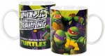 Les Tortues Ninja mug porcelaine Ninjas Training TMNT