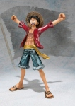 One Piece Figurine Figuarts Zero Monkey D Luffy New world Special Color Bandai
