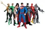 DC Comics pack 7 figurines Justice League We Can Be Heroes