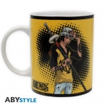 One Piece Mug 320 ml Trafalgar Law Porcelaine Abystyle