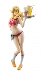 Space Dandy statue Excellent Model Honey Megahouse