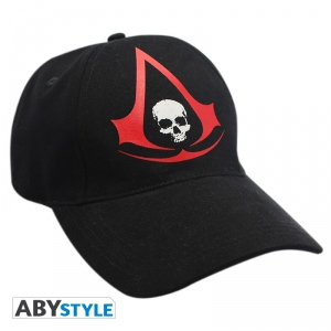 Assassin's Creed IV Black Flag Casquette Black Crest Abystyle
