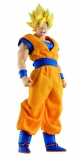Dragon Ball Z - Super Saiyan Goku statue Megahouse