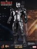 Iron Man 3 figurine MMS Diecast 1/6 War Machine Mark 2 Hot Toys
