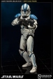 "Star Wars figurine 1/6 Deluxe 501st Clone Trooper 12"" Sideshow"