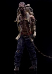 The Walking Dead figurine Michonne´s Pet Zombie 2 ThreeZero