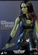 "Les Gardiens de la Galaxie figurine Movie Masterpiece Gamora 12"" Hot Toys"