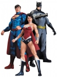 DC Comics pack figurines Trinity War New 52 DC Collectibles