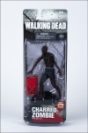 The Walking Dead TV Série 5 : Charred Zombie figurine McFarlane