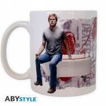 Dexter mug 320 ml Am I a good person céramique Abystyle