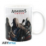 Assassin's Creed Mug 320 ml Groupe Céramique Abystyle