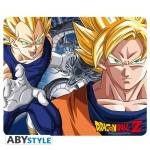 Dragon Ball Z Tapis De Souris DBZ Son Goku & Vegeta Abystyle