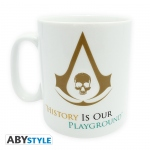 Assassin's Creed mug 460 ml Edward Kenway History Abystyle