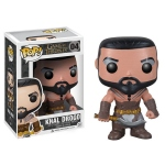 Game Of Thrones Bobble Head Pop 04  Khal Drogo Funko
