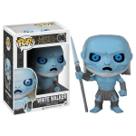 Game Of Thrones Bobble Head Pop 06  Marcheur blanc Funko