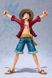 One Piece Zero Figuarts Luffy New World figurine Bandai