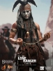 "The Lone Ranger figurine Movie Masterpiece 1/6 Tonto 12"" Hot Toys"
