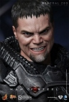 "Man of Steel figurine Movie Masterpiece 1/6 General Zod 12"" Hot Toys"