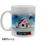 Dragon Ball mug 320 ml Kame House Tortue géniale Abystyle