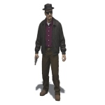 Breaking Bad figurine Heisenberg Mezco