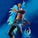 One Piece POP Mas Marco The Phoenix statue Megahouse