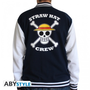 One Piece Sweat Teddy Skull Abystyle