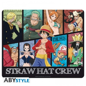 One Piece Tapis de souris New World Abystyle
