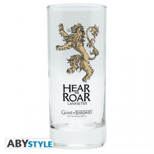 Game of Thrones verre Lannister Abystyle