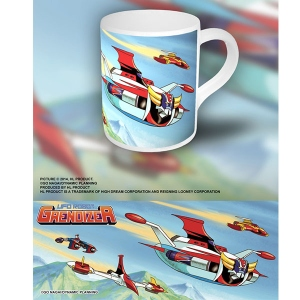 Goldorak Mug Patrouille des aigles High Dream