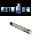Doctor Who - Tournevis Sonic Lampe Torche