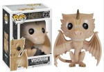 Games Of Thrones Pop! 22 Figurine Viserion Exclusive! Funko