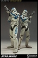 Star Wars pack 2 figurines Clone Troopers Echo & Fives Sideshow