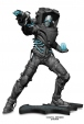 Batman Arkham City statuette Mr. Freeze DC Collectibles