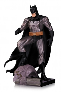 Batman Metallic statue Jim Lee DC Collectibles