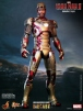 Iron Man 3 MMS Die cast Iron Man Mark XLII 42 Hot Toys