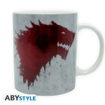 Game Of Thrones Mug 320 ml The North remembers Abystyle