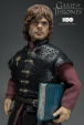 Games of Thrones figurine Tyrion Lannister Le Trône de fer Threezero