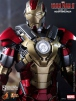 Iron Man 3 figurine Movie Masterpiece 1/6 Iron Man Mark 17 Heartbreaker Hot Toys
