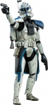 "Star Wars figurine Captain Rex Phase II Armor 12"" Sideshow"