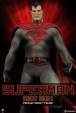 DC Comics statue Premium Format Superman Red Son Sideshow
