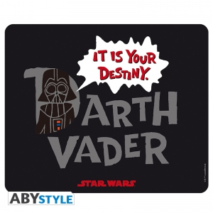 Star Wars Tapis De Souris It Is Your Destiny Darth Vader Abystyle