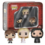 Game Of Thrones Pocket Pop #03 Tin Box Pack Funko